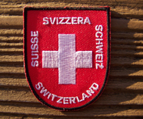 White cross of Switzerland