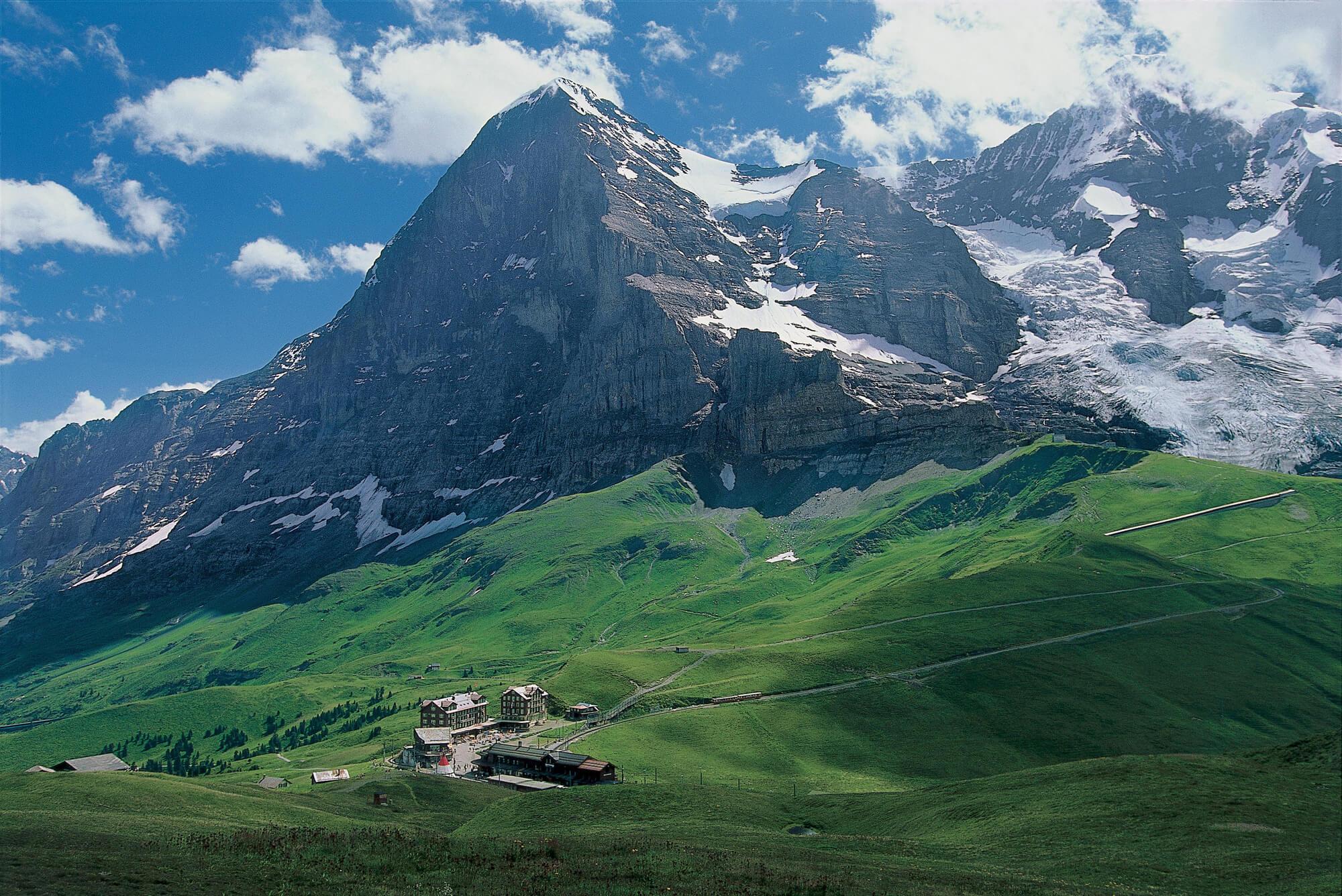 jungfrau tour and hiking
