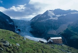 Alpine Mountain Huts and Cabanes