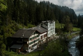 Berghotels in the Swiss Alps