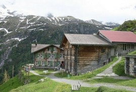 Obersteinberg: Getting off the Jungfrau Tourist Trail