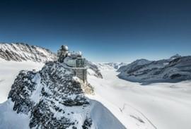 Glaciers in the Alps