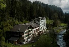 Berghotels in the Swiss Alps