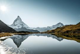 Matterhorn and St. Moritz Scenic Hikes