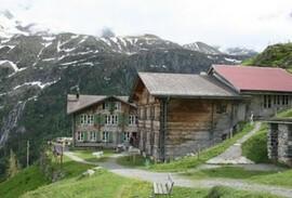 Berghotel Obersteinberg in the Jungfrau