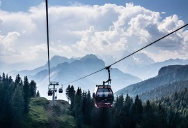 Getting to and around the Dolomites