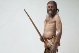 Learn about Ötzi the Iceman