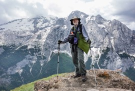Information about hiking in the Dolomites