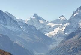 Swiss Alp region