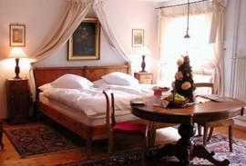 Bella Tola Hotel Room