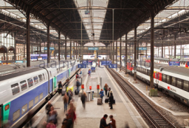 Train Travel in Switzerland