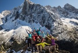 The best time of year to hike the Tour du Mont Blanc (TMB)