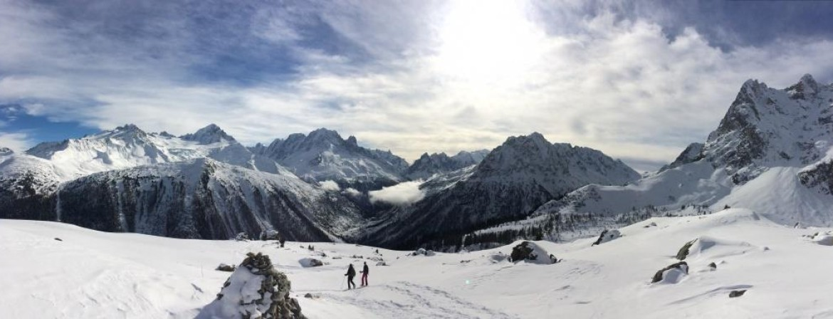Chamonix Winter