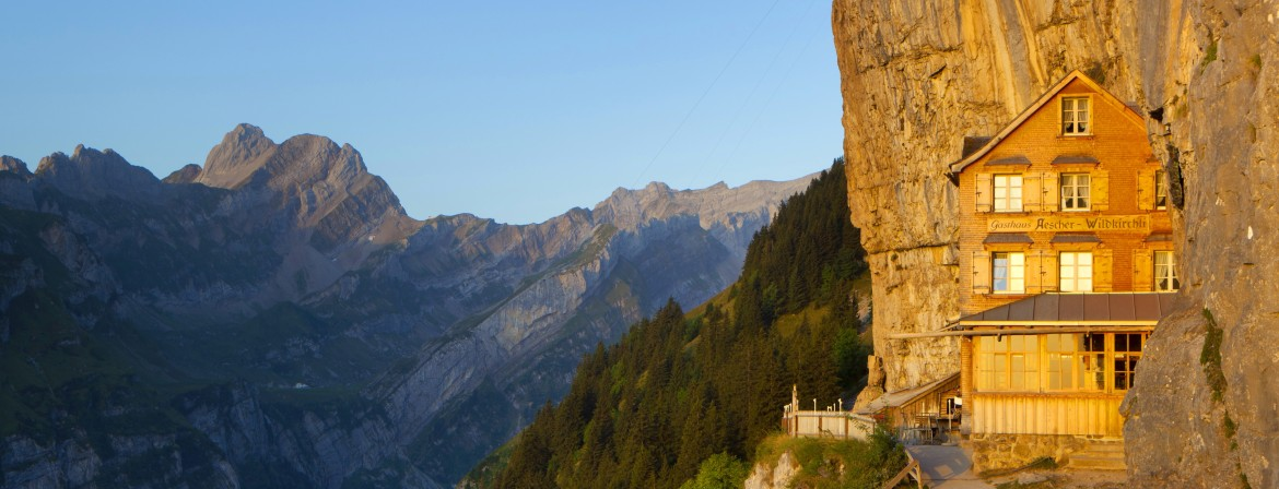 Appenzell Hiking