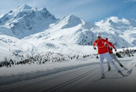 Engadine / St. Moritz Cross Country Skiing