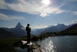 Zermatt Fly Fishing
