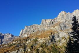 Leukerbad Alps
