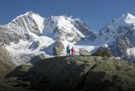 Winter Skiing in Engadine