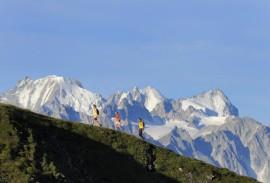 Chamonix - Zermatt Haute Route