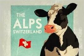 Vintage Swiss Posters