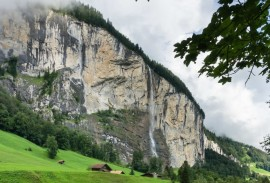 Bernese Oberland Waterfalls and Wonders