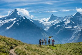 In the Jungfrau with Greg Witt