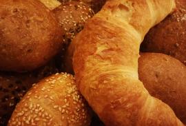 Fresh Bread in Leukerbad