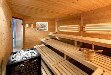 Golfhotel Sauna
