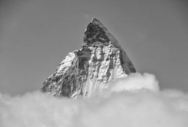 The Matterhorn in the winter (2018)