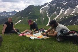 Tour du Mont Blanc 2018 | Photo by Macie Briggs
