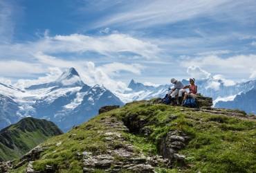 Jungfrau views