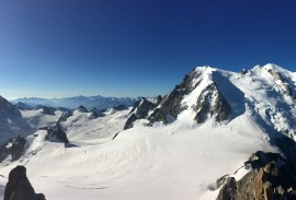 Tour du Mont Blanc Panorama | Photo by Macie Briggs