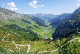 Hiking trails in the Zillertal Nature Park