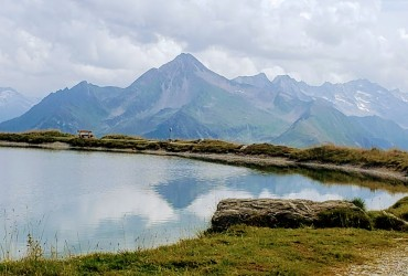 Penkensee above Mayrhofen