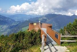Ahorn observation platform