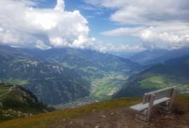 View above Mahrhofen
