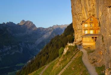 Aescher-Wildkirchli Guesthouse