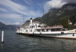 Wilhelm Tell Boat-Lucerne