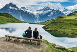 Bachalpsee, Grindelwald