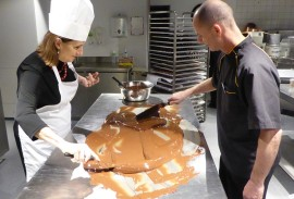 Laderach Chocolate Workshop
