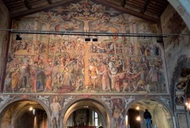 Church of Santa Maria deglia Angioli, Lugano,  Photo Credit: Robyn Damon