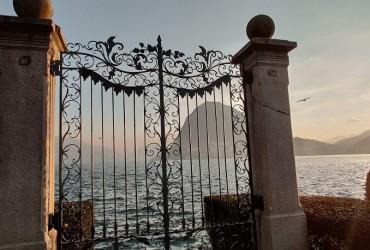 Gate to Paradise on Lake Lugano, photo credit: Robyn Damon