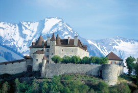 Swiss Bliss--Luzern, Grindelwald in the Jungfrau, Gruyères, and Zermatt