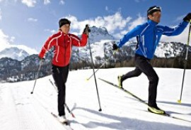 Engadine/St. Moritz Cross Country Skiing