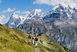 Bernese Oberland Hiking