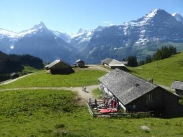 Eigeralp Grindelwald