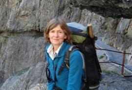 Sarah Clark, Trip Leader, Certified Swiss Hiking Guide, Certified Mountain Leader
