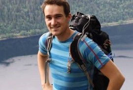 Romain Laussac, Trip Leader, Aspiring French Trekking Guide