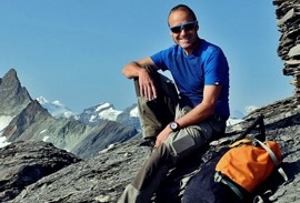 Matthew Richards, UIMLA Certified International Mountain Leader