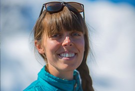 Jennifer Stretton, UIMLA Certified International Mountain Leader